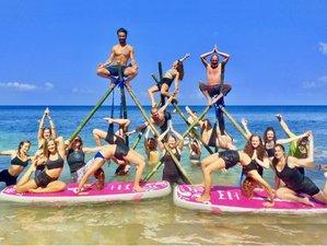 28 Days 200-Hour Multi-Style Yoga Teacher Training in Koh Phangan, Thailand