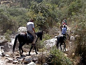 4 Days Fantastic Adventure Sacred Valley Hiking and Horseback Trekking in Urubamba, Cusco Region