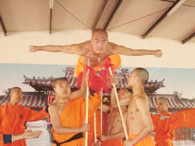 3 Months Tai Chi & Shaolin Kung Fu Training in China