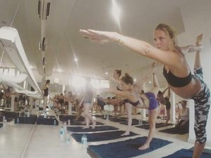 8 jours en stage de hot yoga et pilates au nouvel-an, Bali