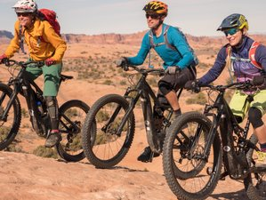 3 Days Moab Mountain Bike Holiday in Utah, USA