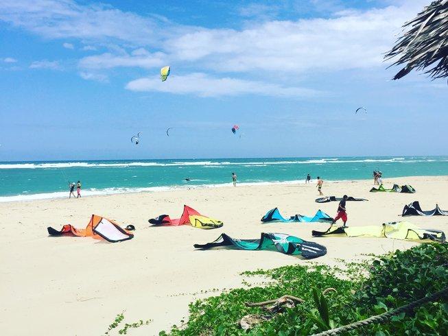8 Tage Kitesurfen und Yoga Urlaub in Cabarete, Dominikanische Republik