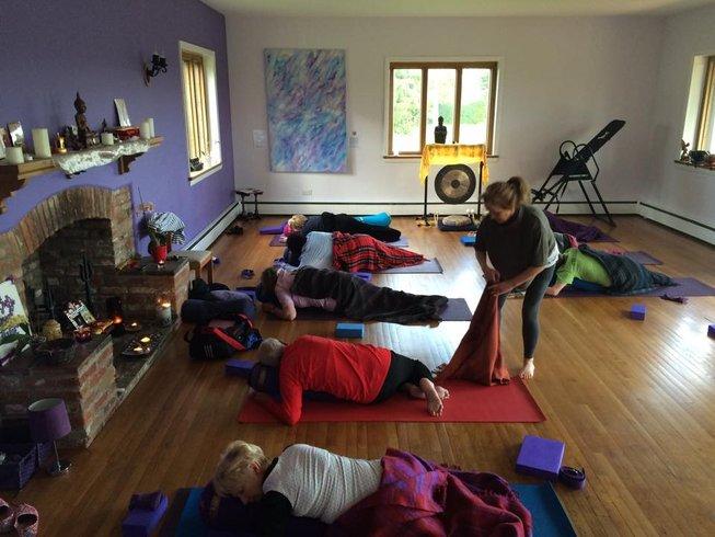 3 jours en week-end de yoga, cuisine végane et méditation pour mieux vivre, Angleterre