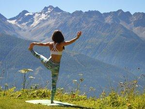 8 Days Yoga and Mountain Retreat in Austria