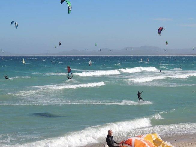 Check Out This Awesome Panoramic Kite >> 3 Days Kitesurfing In La Ventana Mexico Booksurfcamps Com