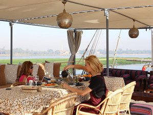 10 Days Yoga and Meditation Holiday Cruise Along the Nile River in Egypt