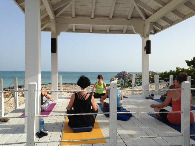 5 jours en stage de yoga, méditation et aventure écologique à Coron, Philippines
