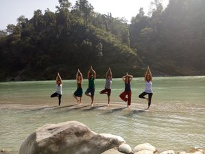 4 Days Detox and Yoga Retreat in Rishikesh, India