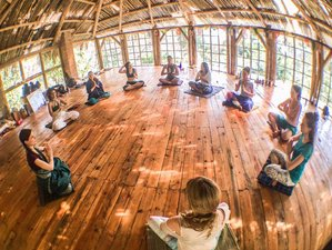 34 Days 250-Hour Authentic Yoga Teacher Training with Permaculture Module in Lake Atitlan, Guatemala