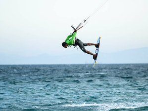 5 Days Improvement Kitesurfing Surf Camp in Tarifa, Andalusia, Spain