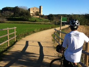 8 Days Self-Guided Medieval Villages of Catalonia Cycling Holiday in Spain