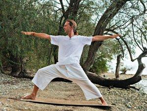 8 Tage Hatha Yoga und Qi Gong Retreat in Kalamos, Argalasti