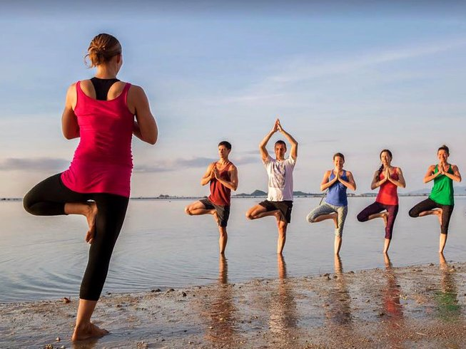 11 Days Flexi-Date Yoga and Detox Retreat in Thailand