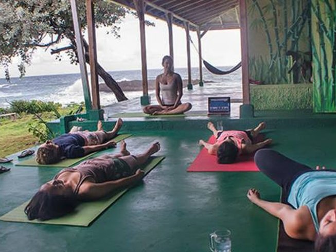 7 Days Master Cleanse Detox Yoga Retreat in Jamaica