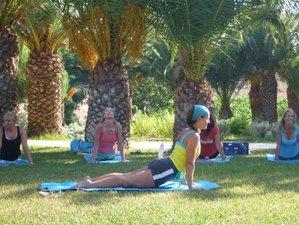 8 Tage Wander und Yoga Urlaub auf Lesbos, Griechenland