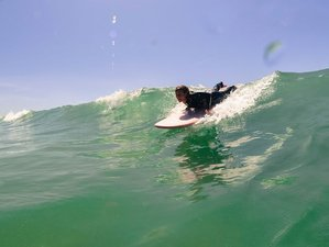 8 Days Surf Camp in Costa de Caparica, Portugal