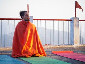 7 Days Blissful Meditation and Yoga Retreat in Rishikesh