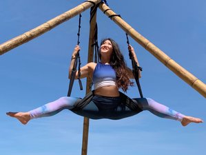 7 Day 50-Hour Aerial Yoga Teacher Training and Retreat in Bali, Indonesia