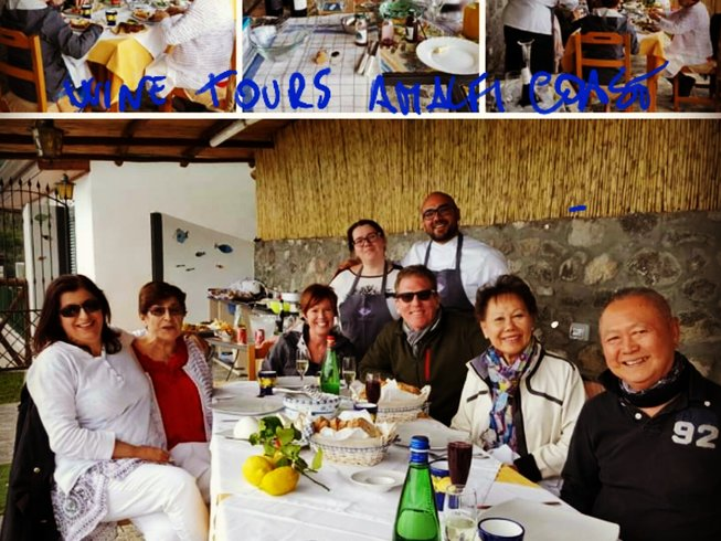 4 Days Private Garden Cooking Holidays in Italy