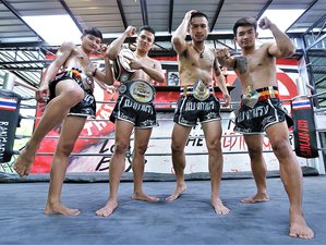 8 Days Muay Thai Fitness Retreat in Thailand, Perfect for Beginners