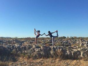 7 Tage Seelen Meditation Yoga Urlaub in Aix-en-Provence, Frankreich