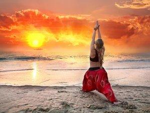 4 jours en retraite de yoga detox à Alicante, Espagne