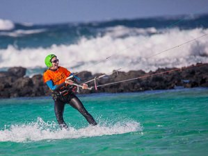 8 Days Kitesurfing Surf Camp in Spain