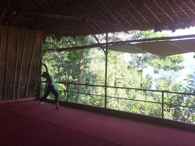 8-Daagse Yoga, Meditatie en Hike Retraite in Nepal