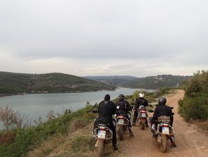 4 Day Self-Guided Pozar Baths - Edessa - Nymfaio Motorcycle Tour in Greece