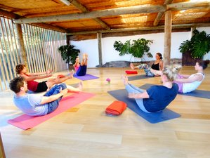 8-Daagse Mountainbike en Yoga Retraites in Lisboa, Portugal