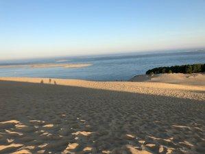 4 jours en stage de yoga vinyasa, yin, barre au Sol, SUP yoga à Sanguinet, Bassin d'Arcachon
