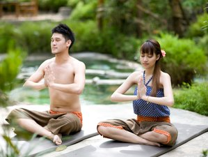 7 Days Hot Spring Bath Yoga & Cooking Retreat in Thailand
