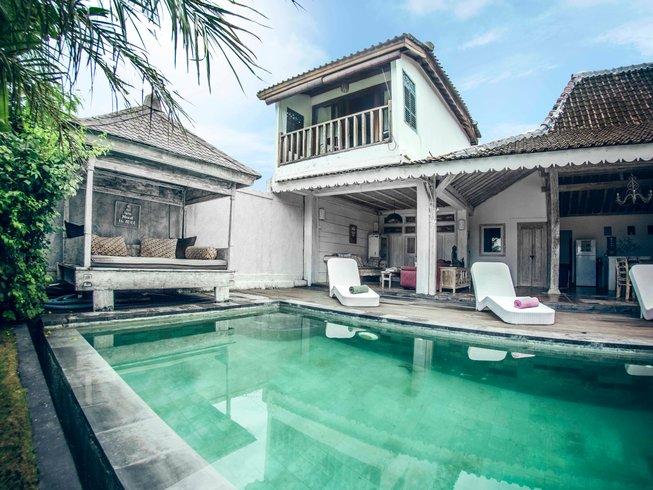 8 Tage Großartiger Surf und Yoga Urlaub auf Bali, Indonesien
