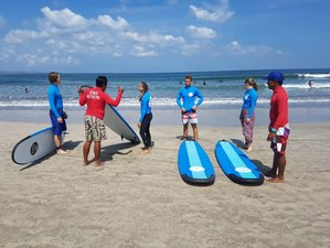 8 Day Surf Camp in Legian, Bali