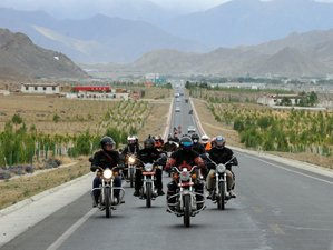 13 Day Guided Motorcycle Tour in Nepal and Tibet