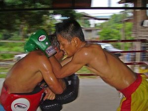 8 Days All Inclusive Muaythai in Sakhon Nakon, Thailand