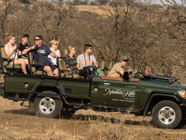4 Days South Africa Honeymoon Package and Safari