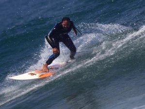 6 jours en retraite de surf et de yoga au Maroc