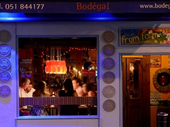 3 Days Weekend Culinary Holiday in Ireland