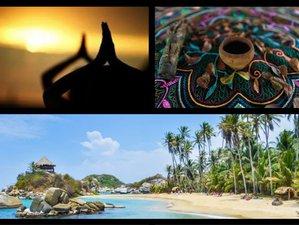 7 Day Ayahuasca Retreat with Grounding Yoga, Meditation, and Pranayama in Palomino, Guajira