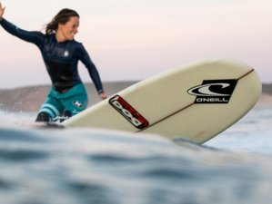 8 Days Surf, Adventure, and Yoga Retreat in Cornwall, UK