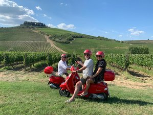 6 Day San Casciano Self-Guided Motorcycle Tour in Tuscany