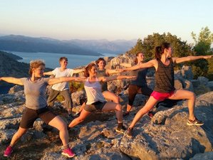 4 Days Ascension Yoga Cruise in Turkey