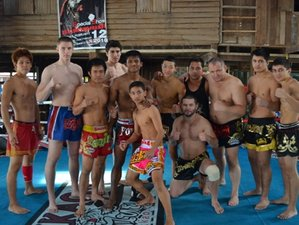 1 Month Intensive Muay Thai Training in Thailand