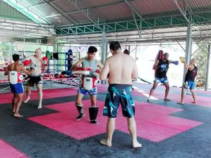 1 Year Experience Muay Thai Training in Ao Nang, Thailand