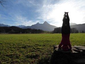 3 Tage Yoga und Die Kraft der Frau Wochenende im YogaHaus Berchtesgaden