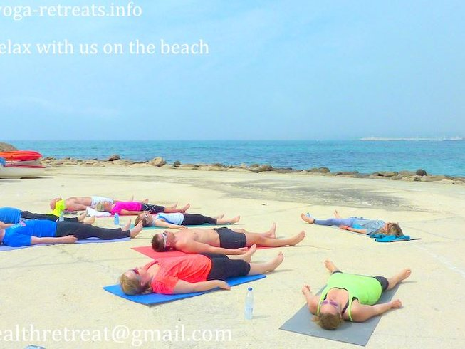 10 Days Detox and Yoga Retreat in Spain