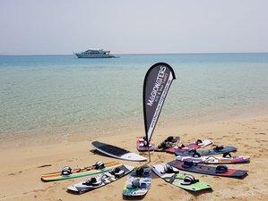 8 Tage Kitecruise: Kitesurf Camp und Yoga Retreat durch das Rote Meer, Ägypten