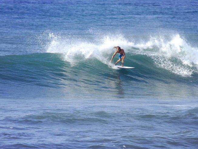 8 Days Beginner Surf Camp in Kerobokan, Badung, Indonesia