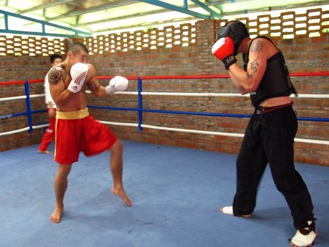 1 Month Weight Loss Holiday & Kung Fu Training in China